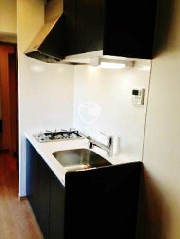レジディア恵比寿[501号室]のキッチン レジディア恵比寿