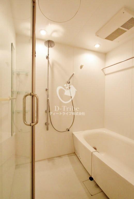 月光町アパートメント[201号室]のバスルーム 月光町アパートメント