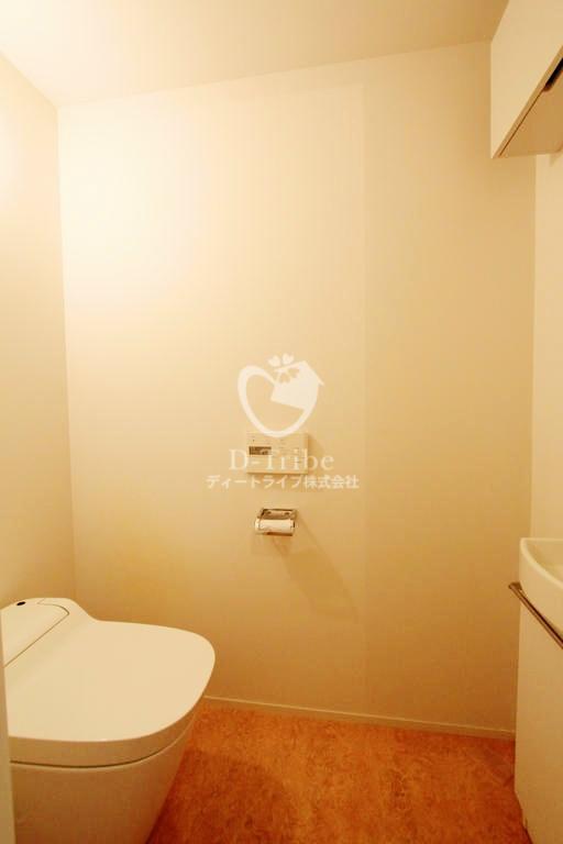 月光町アパートメント[201号室]のトイレ 月光町アパートメント