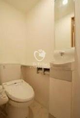 TK池田山ハイツ[1504号室]のトイレ TK池田山ハイツ