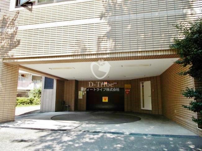 エントランス 山京目黒ビル