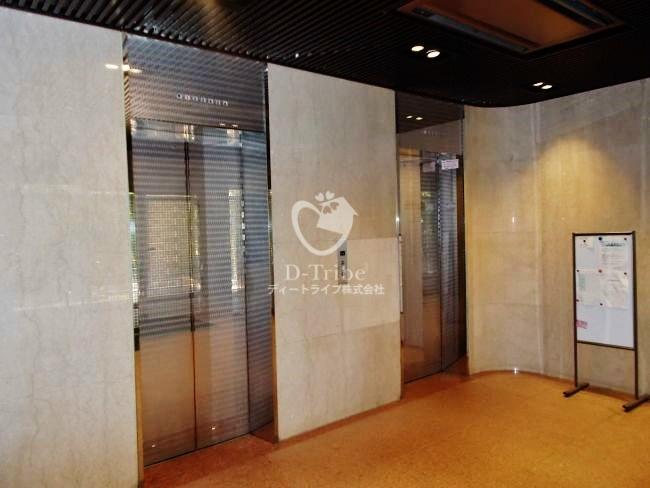 エレベーター 山京目黒ビル