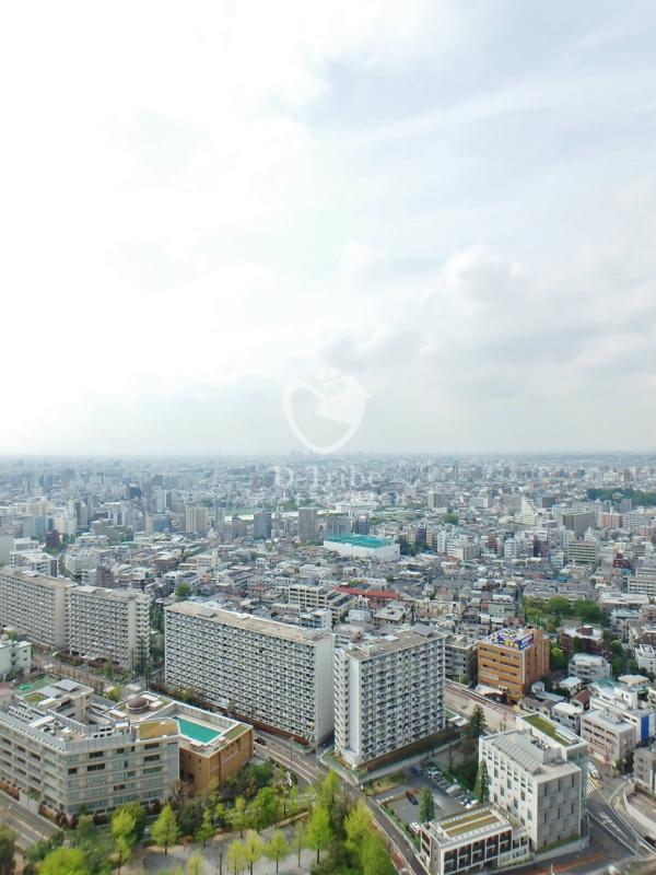 眺望 ラ・トゥール新宿ガーデン