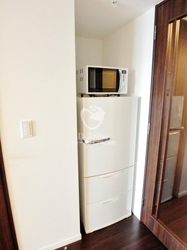 ラ・トゥール新宿ガーデン[2920号室]の冷蔵庫 ラ・トゥール新宿ガーデン