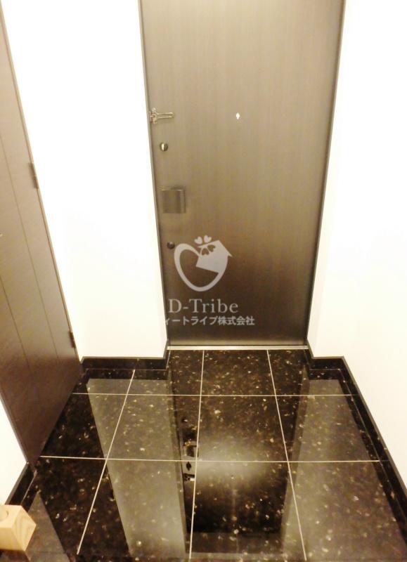 ラ・トゥール新宿ガーデン[2920号室]の玄関 ラ・トゥール新宿ガーデン
