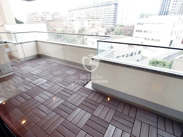 泉ガーデンレジデンス2803号室の内装