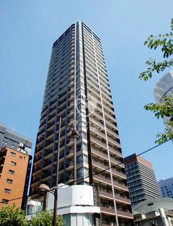 パークキューブ愛宕山タワーの外観写真