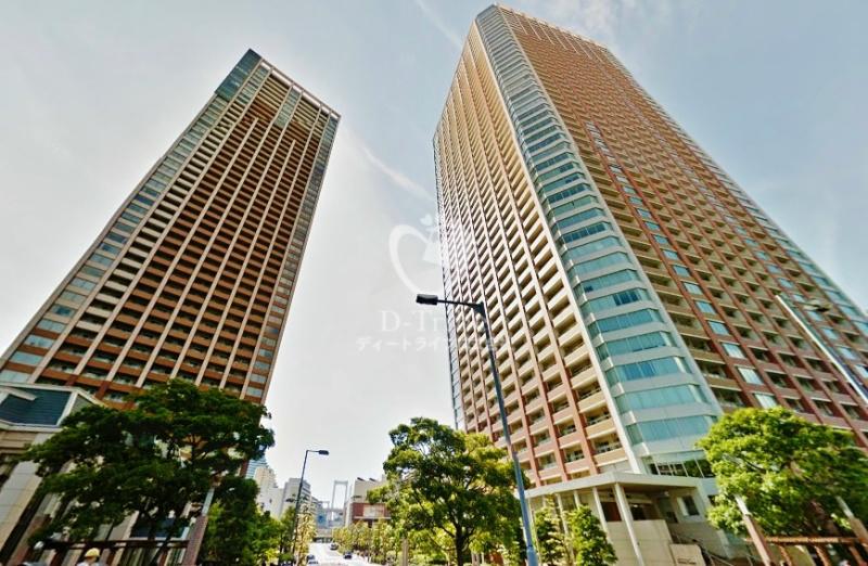 芝浦アイランドグローヴタワーの外観写真