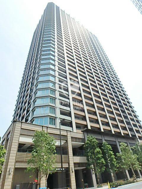 パークシティ大崎ザタワーの外観写真