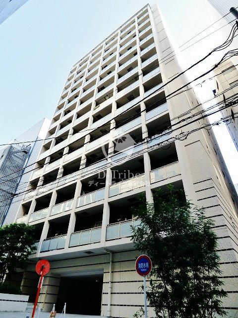 パークハビオ渋谷の外観写真
