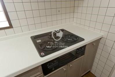アステリオン松濤(しょうとう)[604号室]のキッチン アステリオン松濤