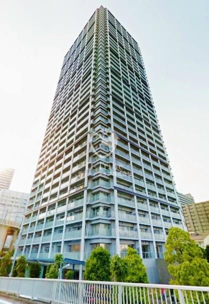 ベイクレストタワーの外観写真