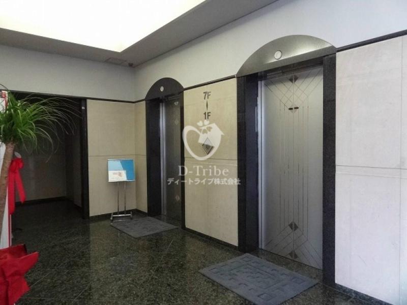 エレベーターホール TTD PLAZA