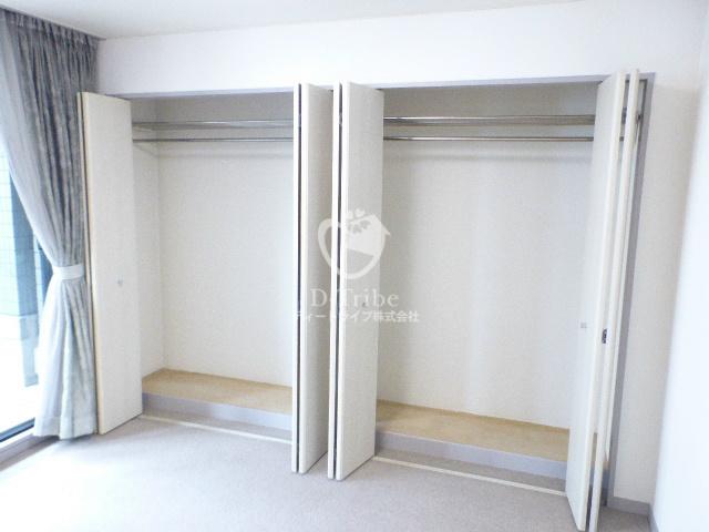 TTD PLAZA803号室の内装