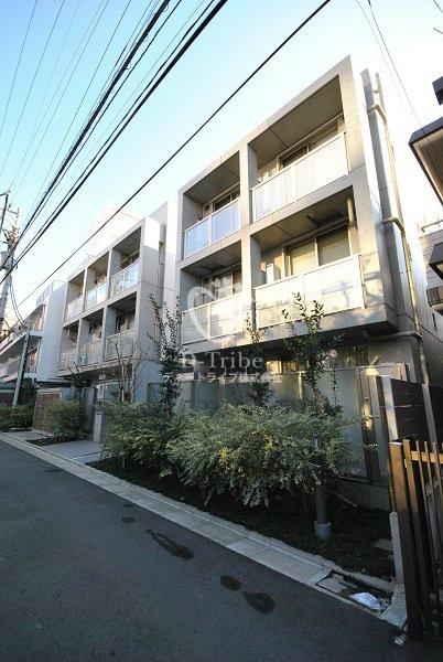 プライムアーバン目黒三田の外観写真