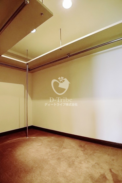 ワコーレ代官山202号室の内装