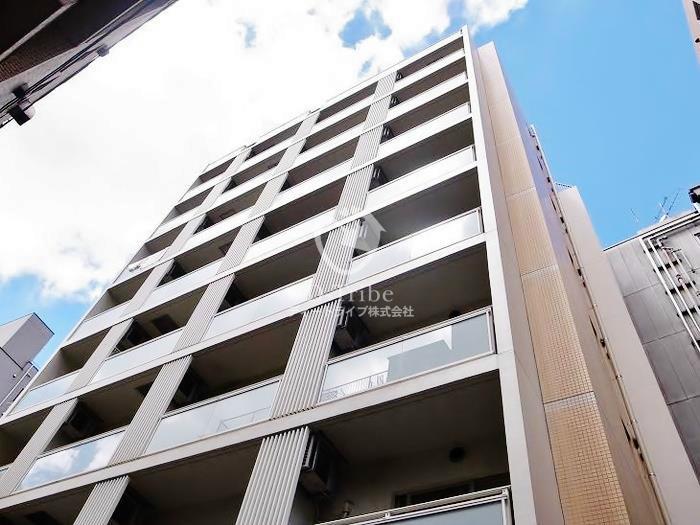 フレンシア麻布十番サウスの外観写真