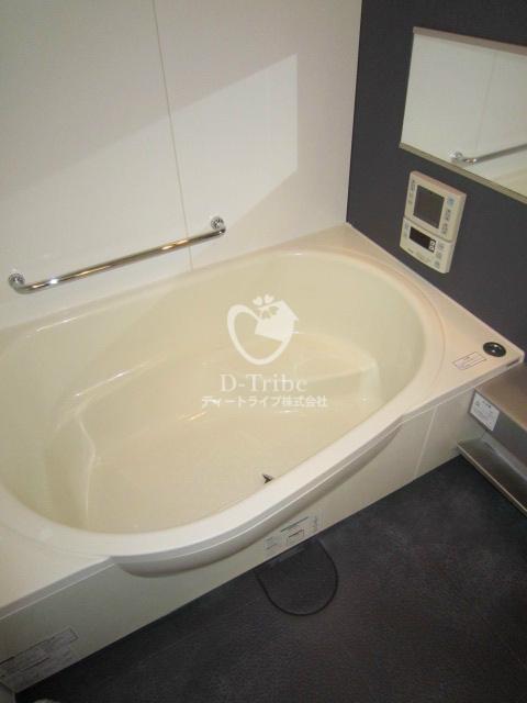 レジディア恵比寿南[405号室]のバスルーム レジディア恵比寿南
