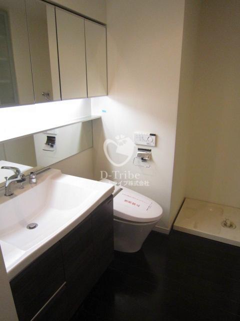 レジディア恵比寿南[405号室]のトイレ レジディア恵比寿南