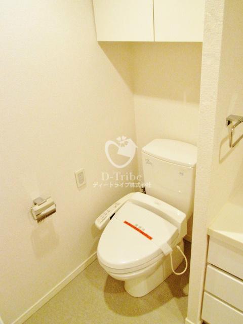 アビティ目黒[311号室]のトイレ アビティ目黒