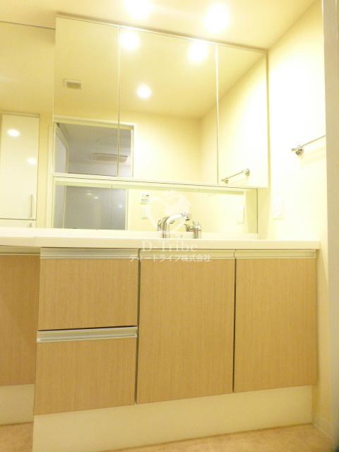 パークキューブ愛宕山タワー[303号室]の独立洗面台 参考写真 パークキューブ愛宕山タワー