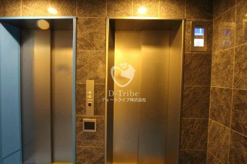 エレベーター コンフォリア渋谷WEST