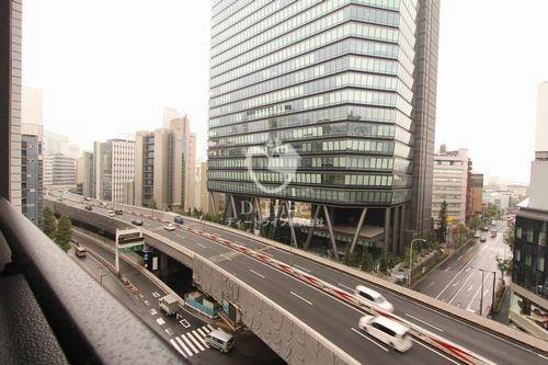 眺望 コンフォリア渋谷WEST
