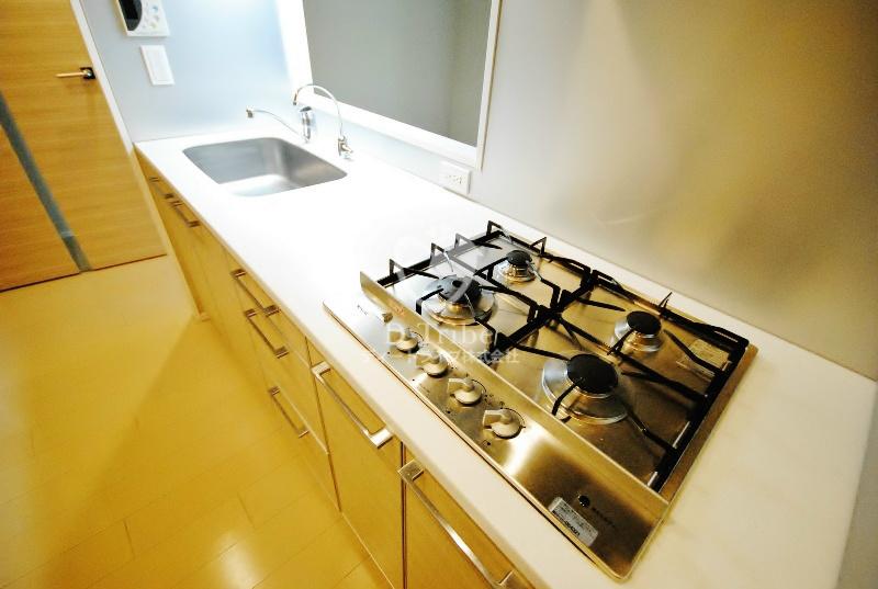 Brillia代官山PRESTIGE(ブリリア代官山プレステージ)[318号室]のキッチン Brillia代官山PRESTIGE