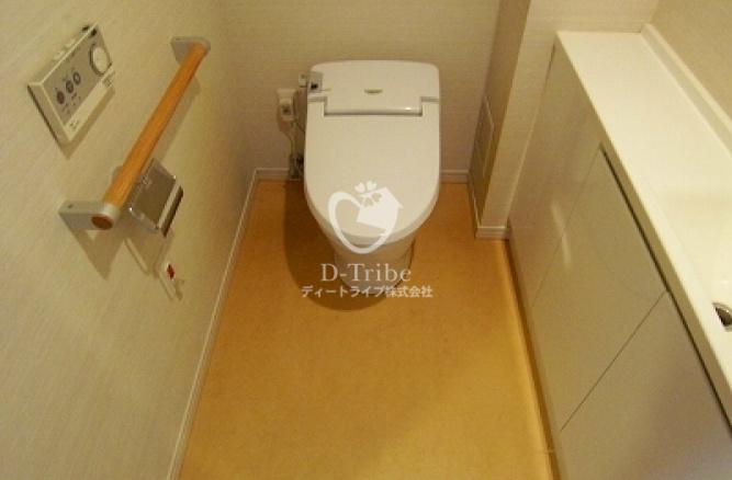 深沢ハウス[1403号室]のトイレ 深沢ハウス
