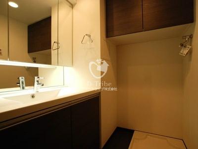 プラチナコート広尾[311号室]の独立洗面台 プラチナコート広尾