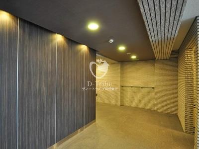 プラチナコート広尾303号室の画像