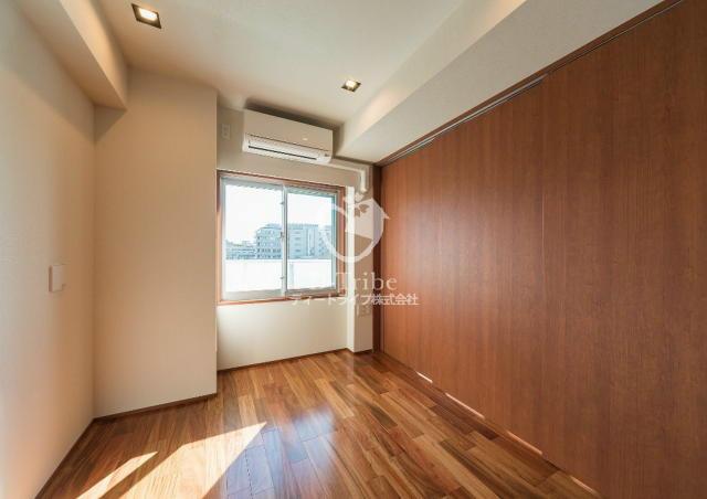 マニフィックコート広尾[801号室]のベッドルーム マニフィックコート広尾