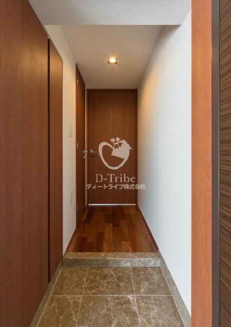 マニフィックコート広尾[801号室]の玄関 マニフィックコート広尾