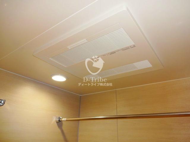 マニフィックコート広尾[502号室]のバスルーム マニフィックコート広尾