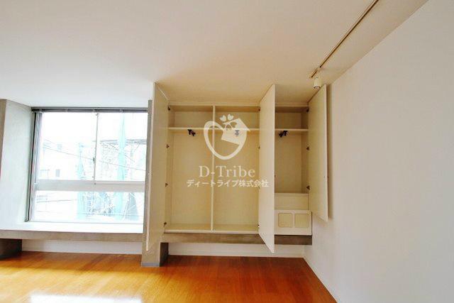 カスタリア恵比寿505号室の内装
