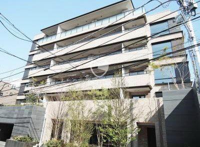 ザ・パークハウス西麻布霞町の外観写真
