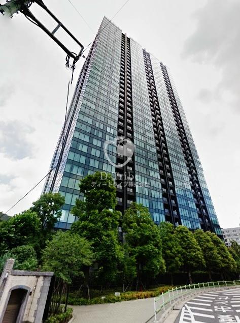 シティタワー麻布十番の外観写真
