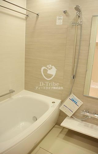 ラフォンテ麻布十番[602号室]のバスルーム参考写真 ラフォンテ麻布十番