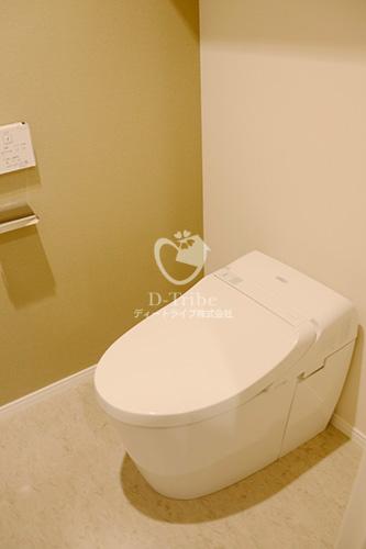 ラフォンテ麻布十番[602号室]のトイレ参考写真 ラフォンテ麻布十番
