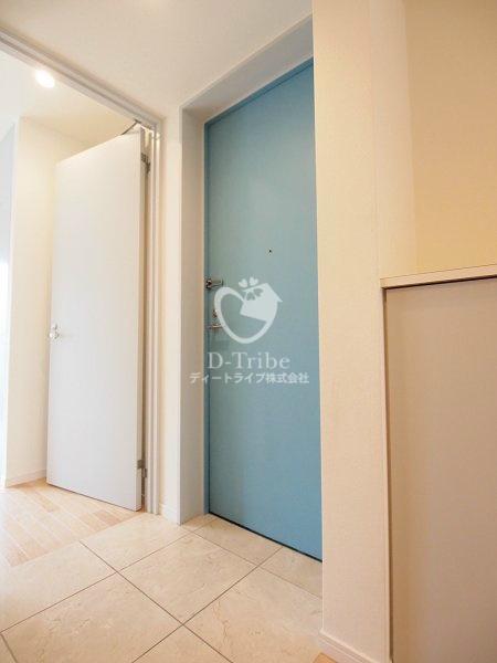 広尾イースト[802号室]の玄関参考写真 広尾イースト