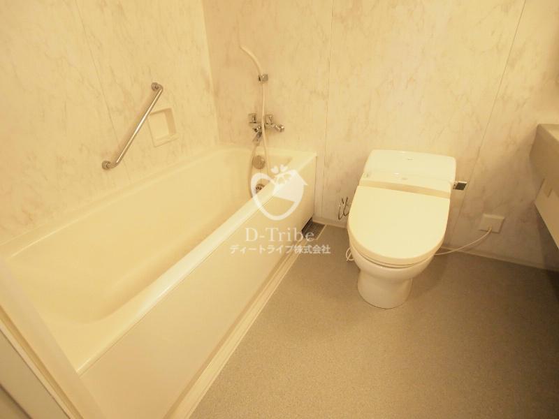 広尾イースト[802号室]のバスルーム 広尾イースト