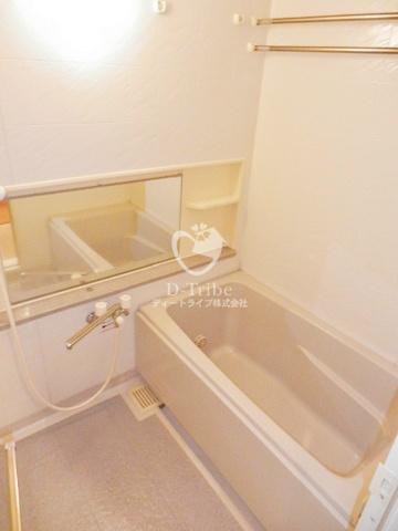 クレッセント品川[610号室]のバスルーム クレッセント品川