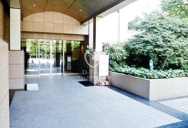 エントランス 恵比寿ガーデンテラス弐番館