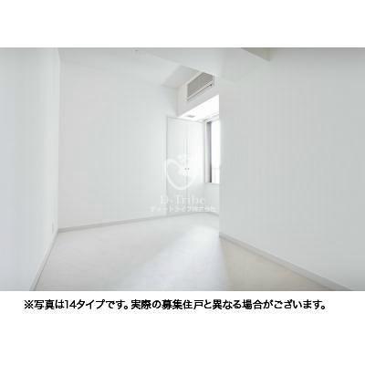 恵比寿ガーデンテラス弐番館[302号室]の洋室 恵比寿ガーデンテラス弐番館