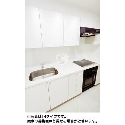 恵比寿ガーデンテラス弐番館[302号室]のキッチン 恵比寿ガーデンテラス弐番館