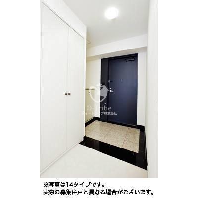 恵比寿ガーデンテラス弐番館[302号室]の玄関 恵比寿ガーデンテラス弐番館
