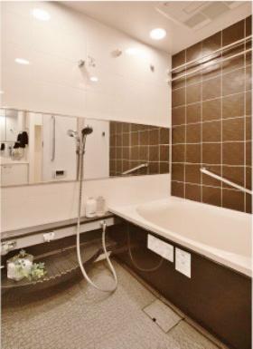タワーコート北品川[2606号室]の浴室 タワーコート北品川