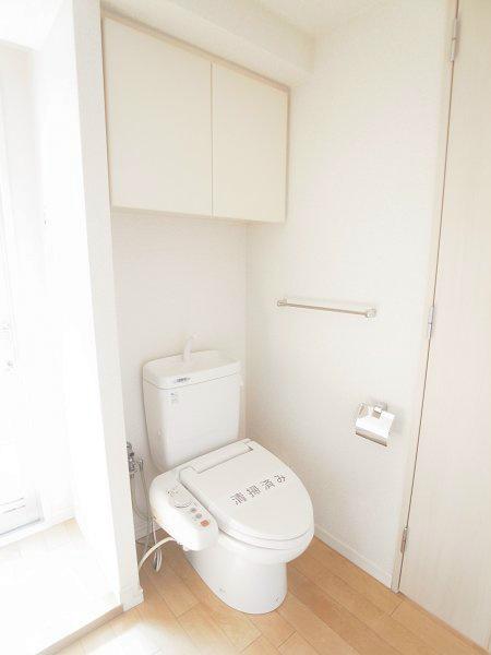 エスティメゾン恵比寿2[801号室]のトイレ エスティメゾン恵比寿2
