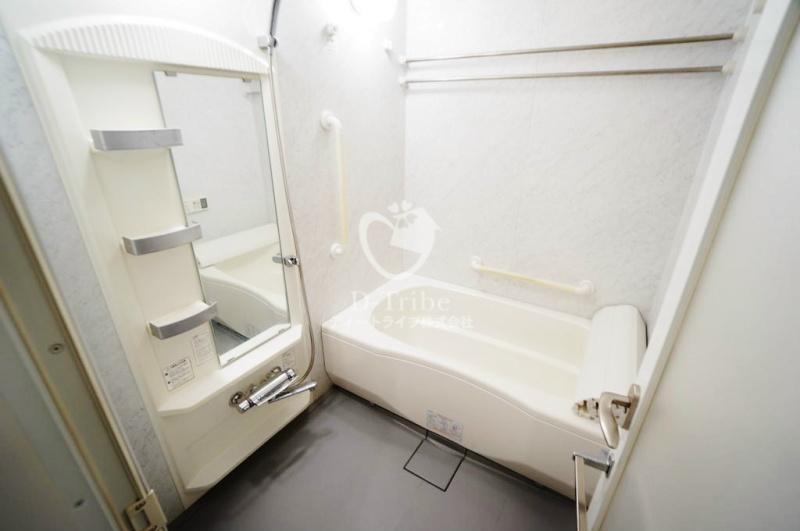 ストーリア品川[1801号室]のバスルーム ストーリア品川