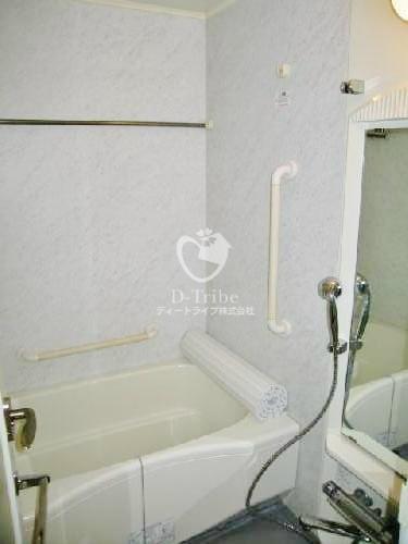 ストーリア品川[604号室]のバスルーム ストーリア品川